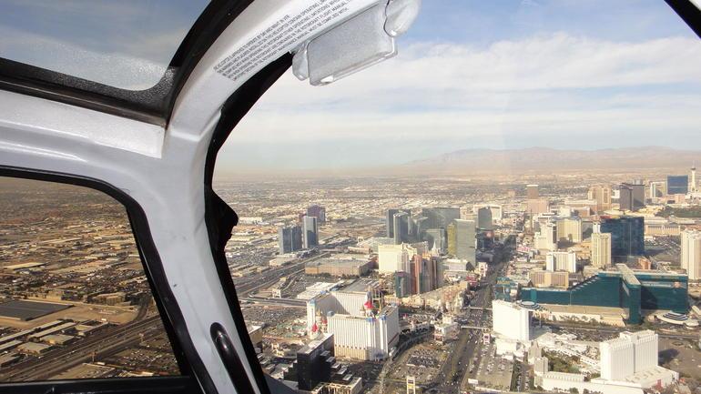 Take off... The Strip - Las Vegas