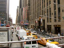 Typical NY traffic, Eddie V - September 2008