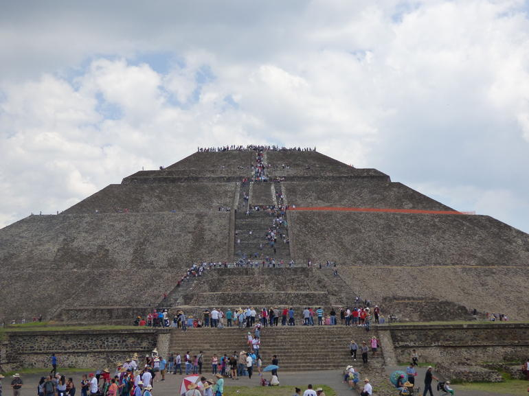 Teotihuacan Pyramids and Shrine of Guadalupe photo 14