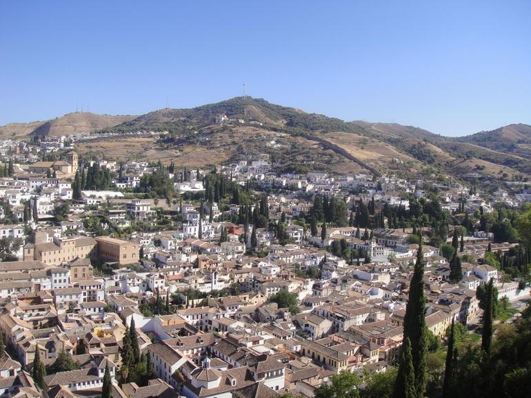 Alhambra and Generalife Gardens Half Day Tour - Granada