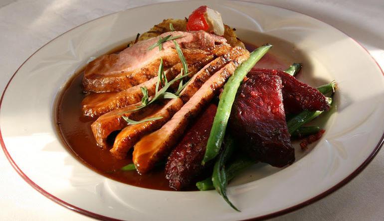 Dinner - Napa & Sonoma