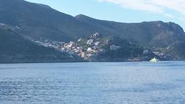 First glimpse of Hydra. I will never forget the feeling. , nypv holiday - January 2015