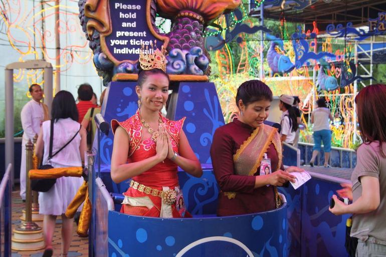 Friendly staff - Phuket