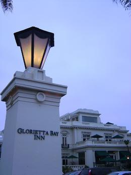 Glorietta Bay Inn -- across the street from the Del , Leah - May 2011