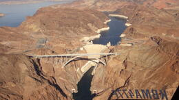 Hoover Dam , Yannos - January 2012