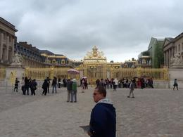 Gates of Versailles. , Daniel - May 2012