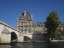 River cruise Paris city tour , Etten - October 2011