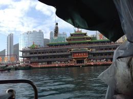 floating restaurant , Mae S - March 2015