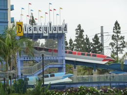 Keeping some of the old charm of original Disneyland, Trina Tron - June 2012
