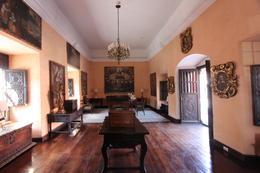 Inside a room of the mansion del fundador, Bandit - July 2014