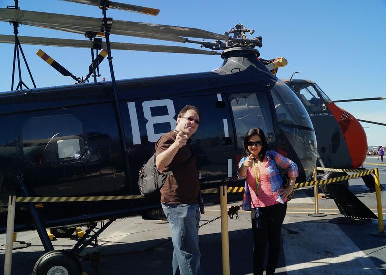 Midway Tour - San Diego