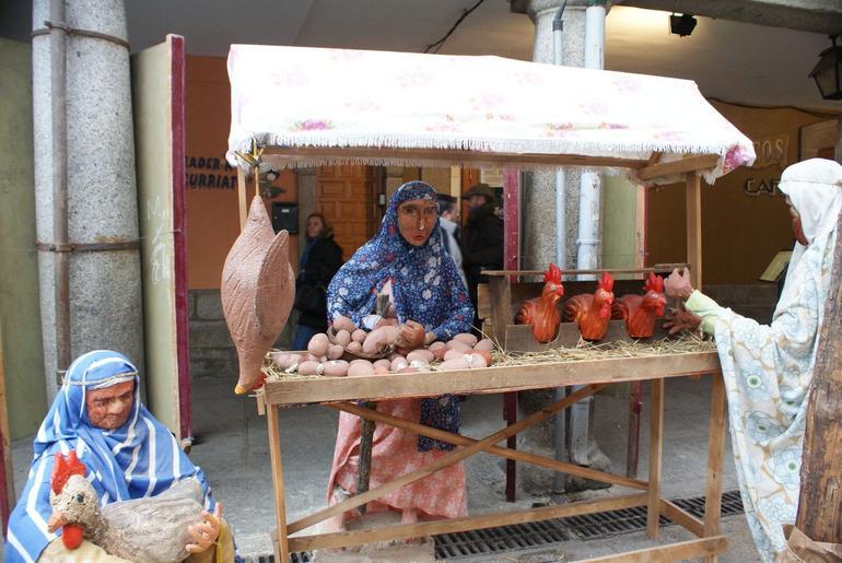 Pollo Stall - Madrid