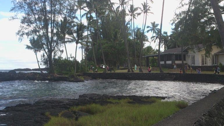 Richardson Ocean Park, The Big Island. - Oahu