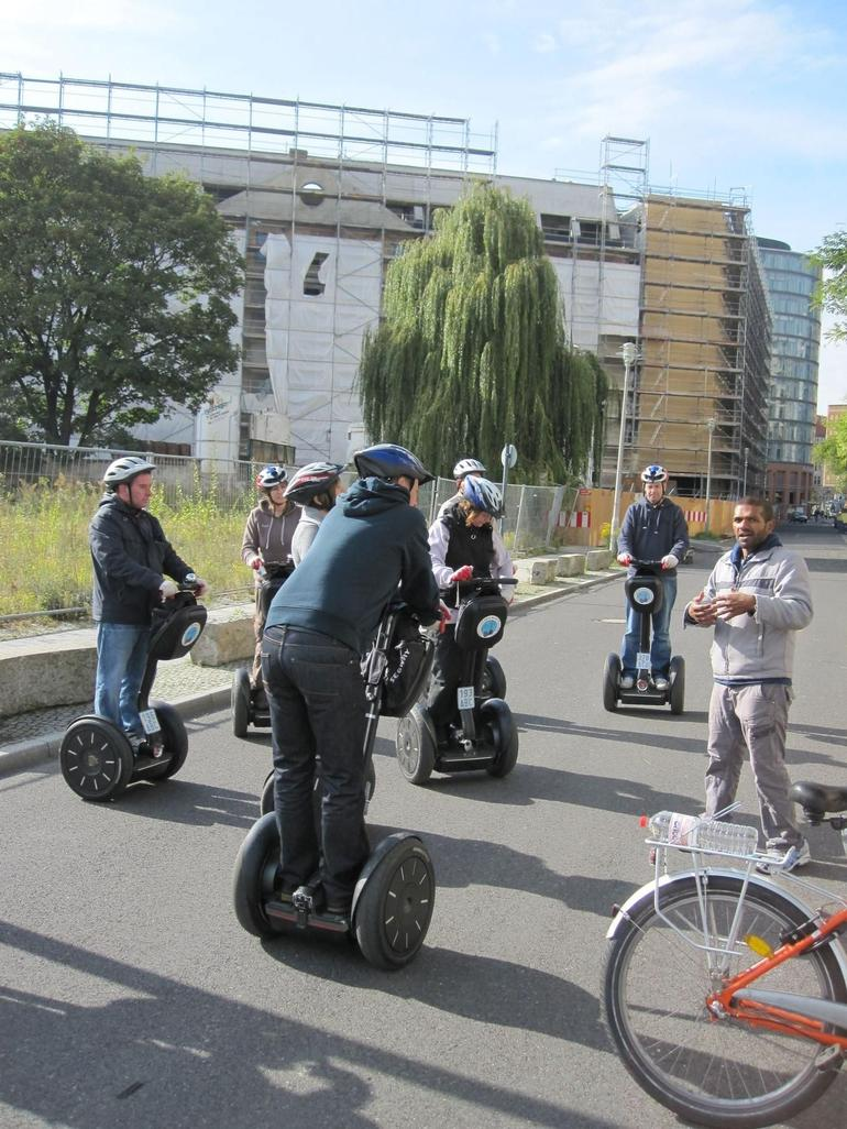 Segway Cruise - Berlin