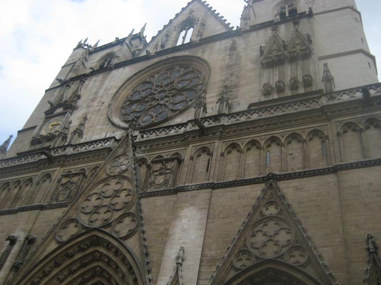 St. Paul in Vieux Lyon - Lyon