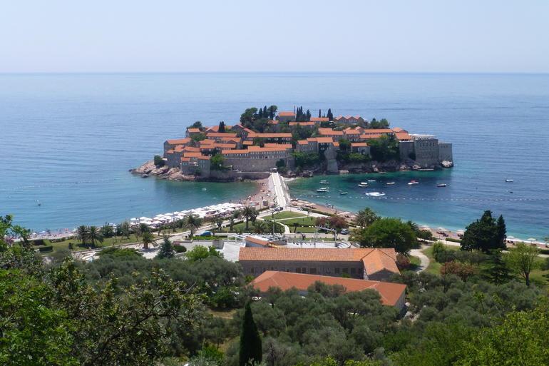 Sveti Stefan - Dubrovnik