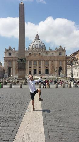 Skip the line Vatican city. Lovely Guide and a lovely place , Jimmie B - August 2014