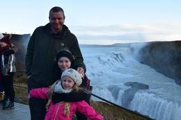 the incredible Gullfoss waterfall - stunning! , brian t - November 2016