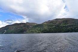 Loch Ness - you can see where legend says that Nessie tried to escape. , Lea F - August 2017