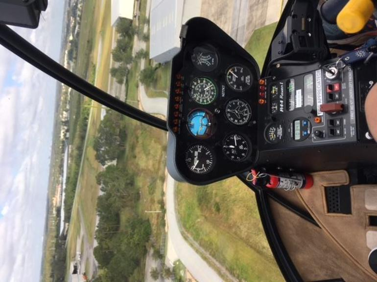 Helicopter Tour over Orlando's Theme Parks photo 10