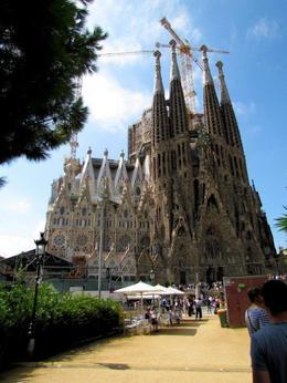 Sagrada Familia , Allison N - September 2012