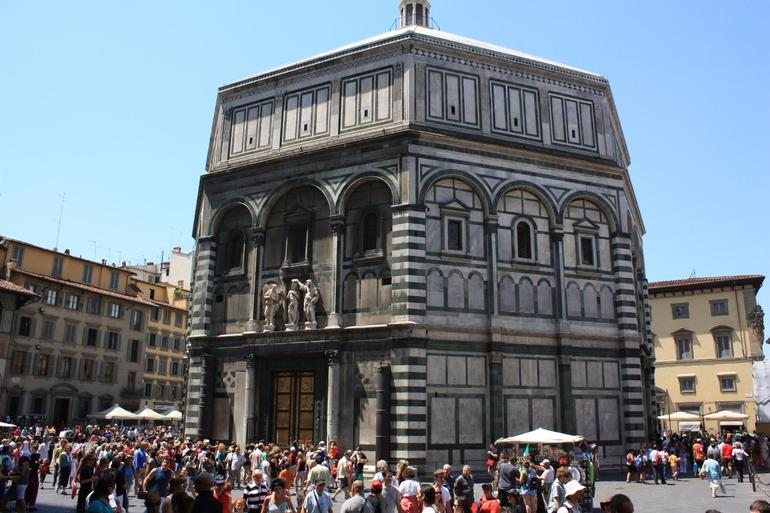 Baptism Building - Rome