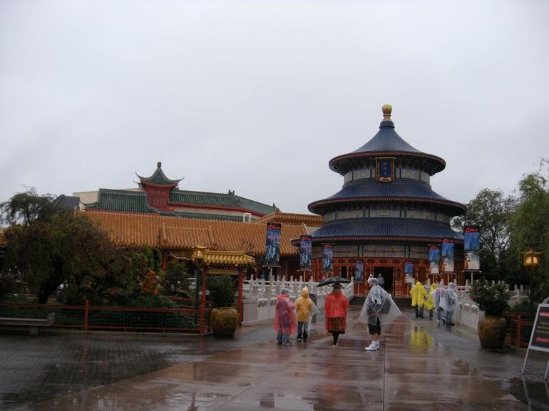 China - Orlando
