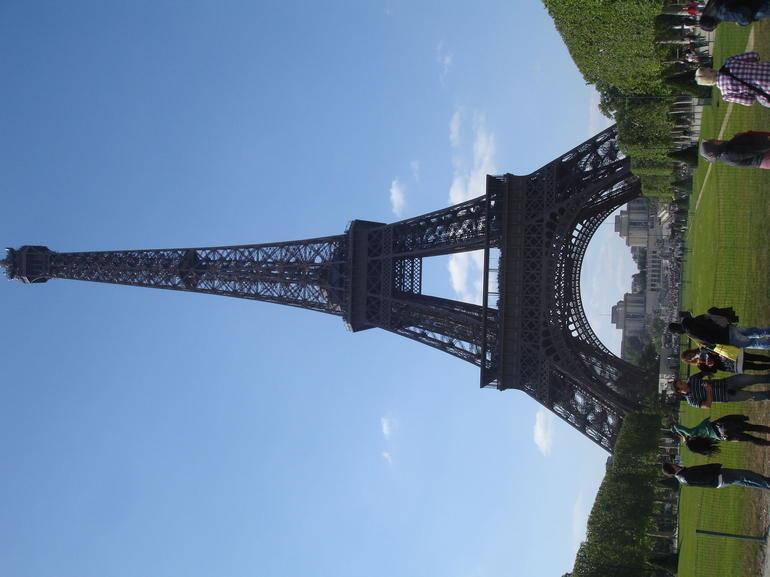 Eiffel tower - London