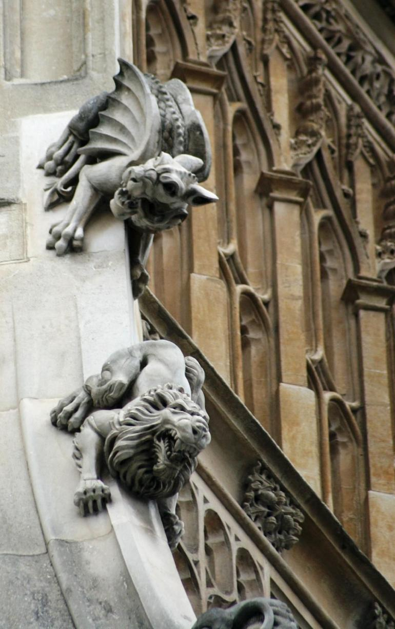 Gargoyles of London - London