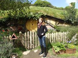 Hobbiton , Brittany T - October 2013