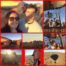 Paseo en globo al amanecer en el desierto de Sonora desde Phoenix, Phonix, AZ, ESTADOS UNIDOS