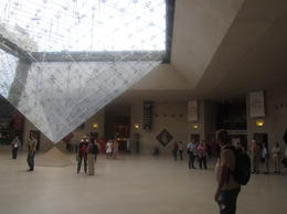 Louvre Museum , Etten - October 2011