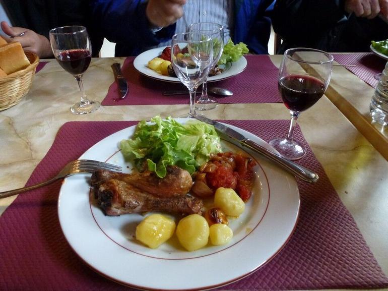 Lunch - Paris