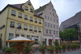 Nördlingen town square , Fabio M - June 2013