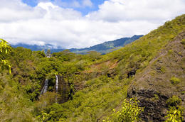 Opaeka'a Falls - March 2012