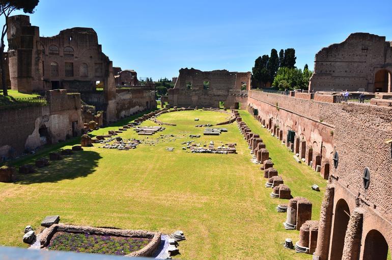 Ruins - Rome