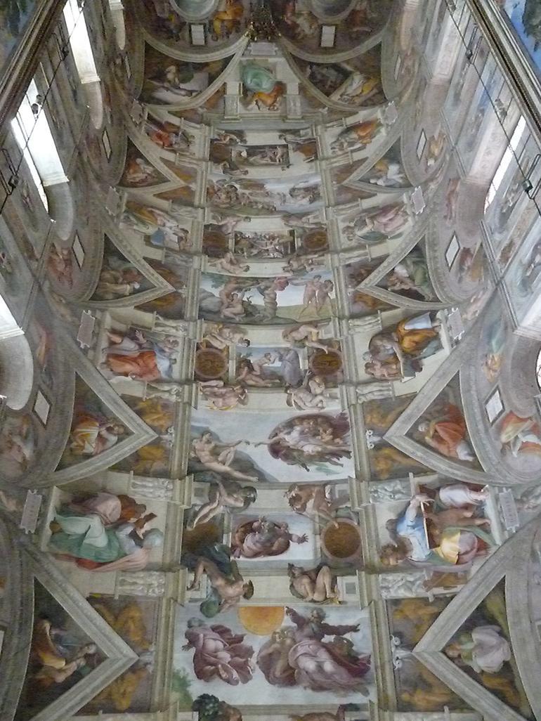 Sisteen Chapel - Rome