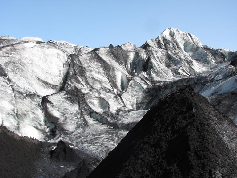 Sun Glacier - Reykjavik