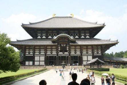 Nara Afternoon Tour of Todaiji Temple, Deer Park and Kasuga Shrine from Osaka...