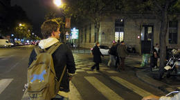 We took to and took the streets of Paris. , toulouse2k - November 2011