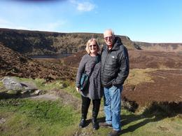 My husband and I at Wicklow Hills. , Susan H - March 2017