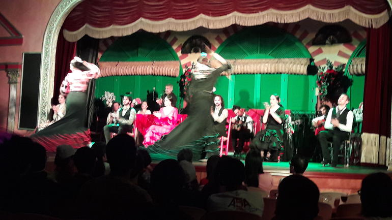 Seville Night Tour with Tablao Flamenco Show photo 14