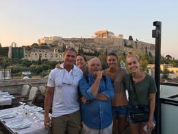Our Family and our guide Thanasis. , Suzanne C - June 2017
