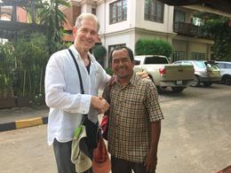 Mr. Vantha , Mark - July 2017