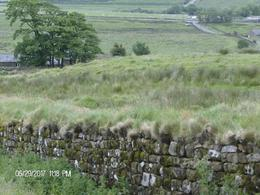 Hadrian's Wall at Steel Rigg. , M D P - July 2017