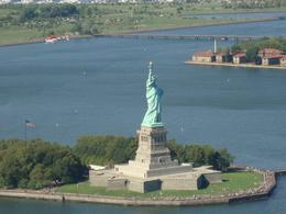 vue sublime sur la statue de la liberté, Jerome A - September 2010