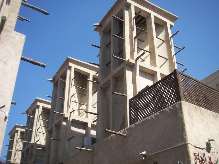 Air-conditioning Dubai style - Dubai