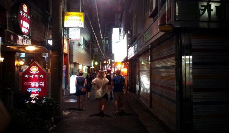 alley - Seoul