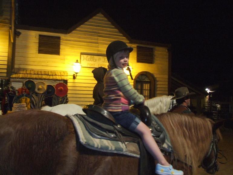 Can I have a horse, mum pleease? - Gran Canaria