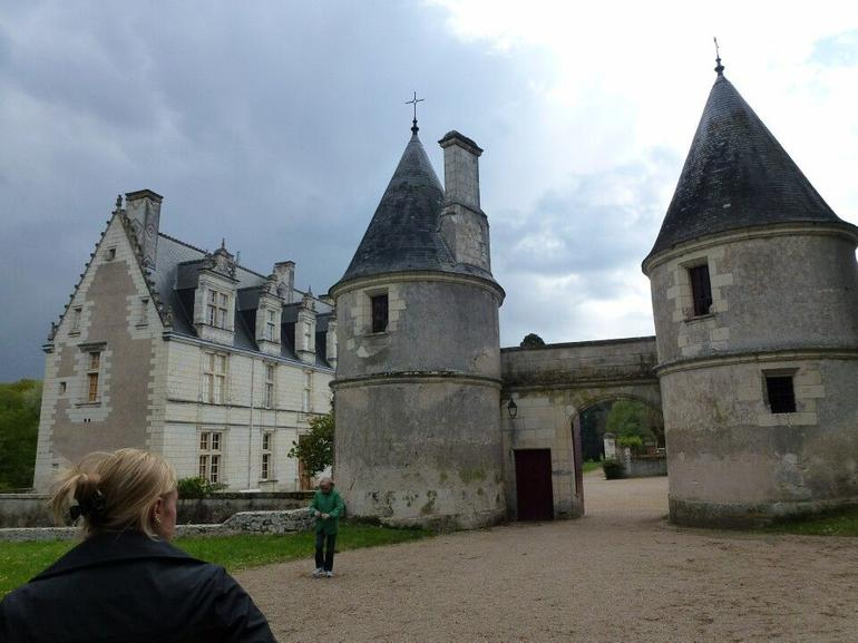 Chateau Nitray - Paris